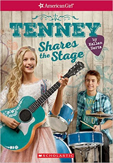 American Girl: Tenney Shares the Stage