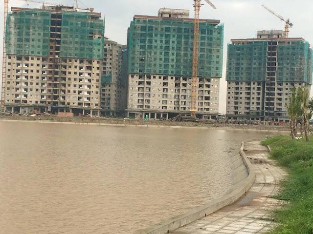 Chung cư HH02  Thanh Hà Mường Thanh