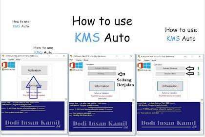 Cara Aktivasi Microsoft Office & Aktivasi Windows Dengan Mudah