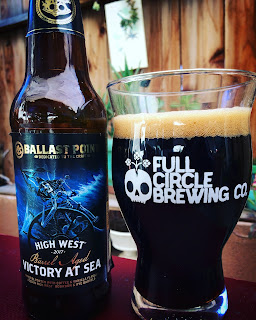 Ballast Point Victory at Sea High West Barrel Aged Porter 1