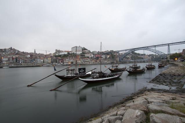 Porto vista da Vila Nova de Gaia