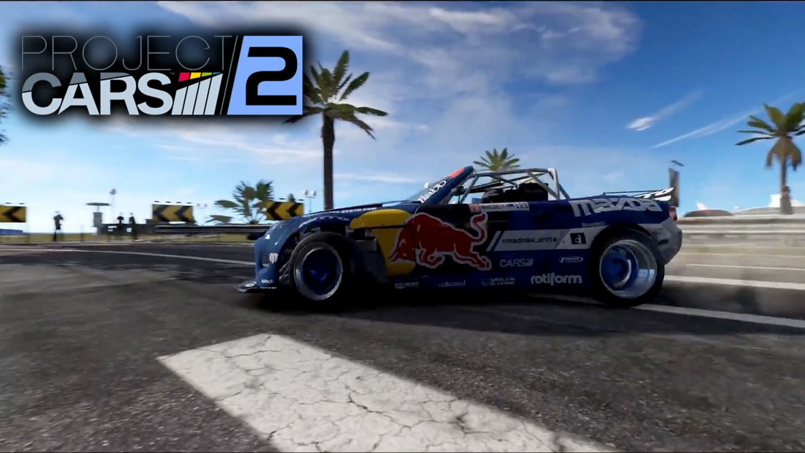 how to set project cars