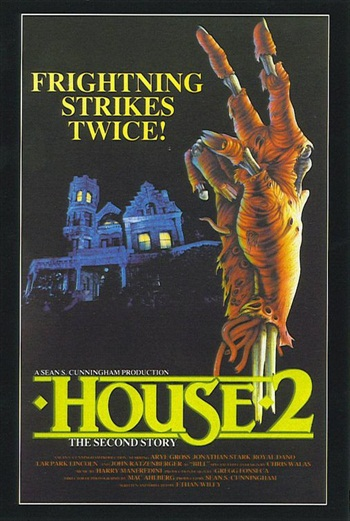 House II (1987) Khatrimaza - Dual Audio Hindi 720p BluRay 900mb