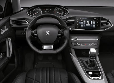 Nuevo Peugeot 308 2014 interior