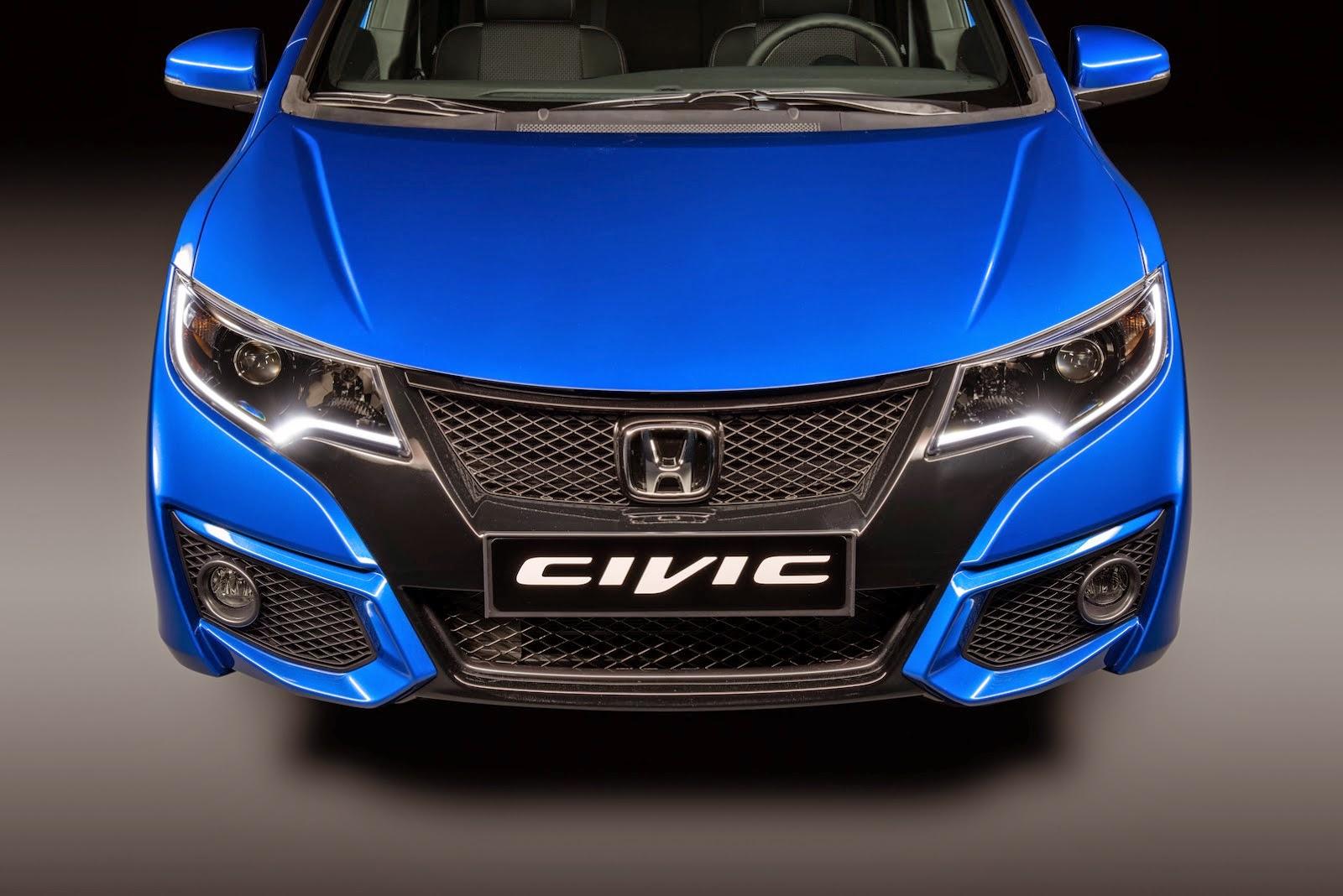 Honda Civic Sport (2015) - Grease n Gas