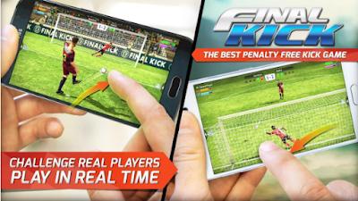 Final kick: Online football MOD APK-Final kick: Online football APK