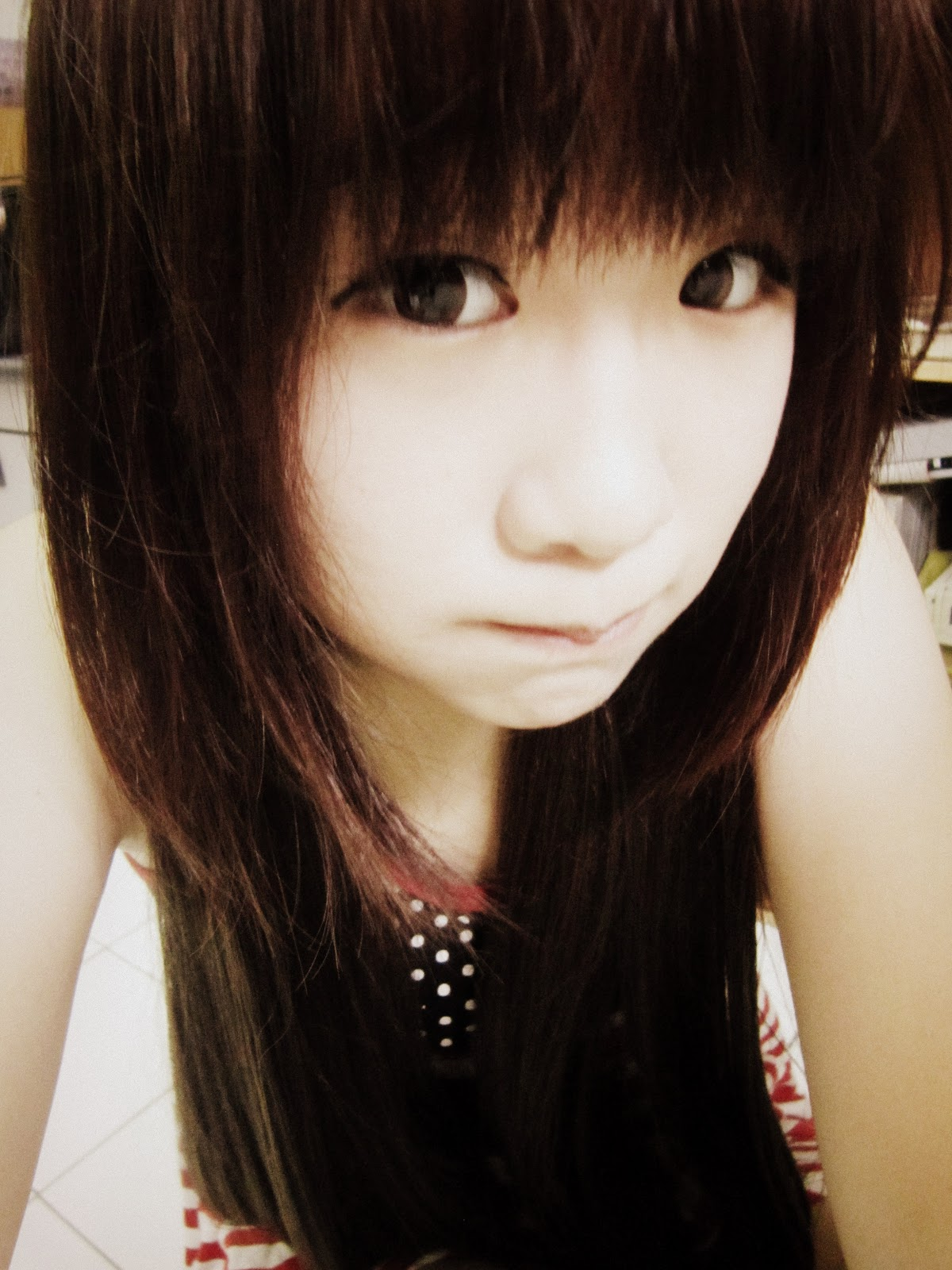 Ulzzang Makeup Tips: Fascination: ♥ ; Trying Out Le Ulzzang Makeup