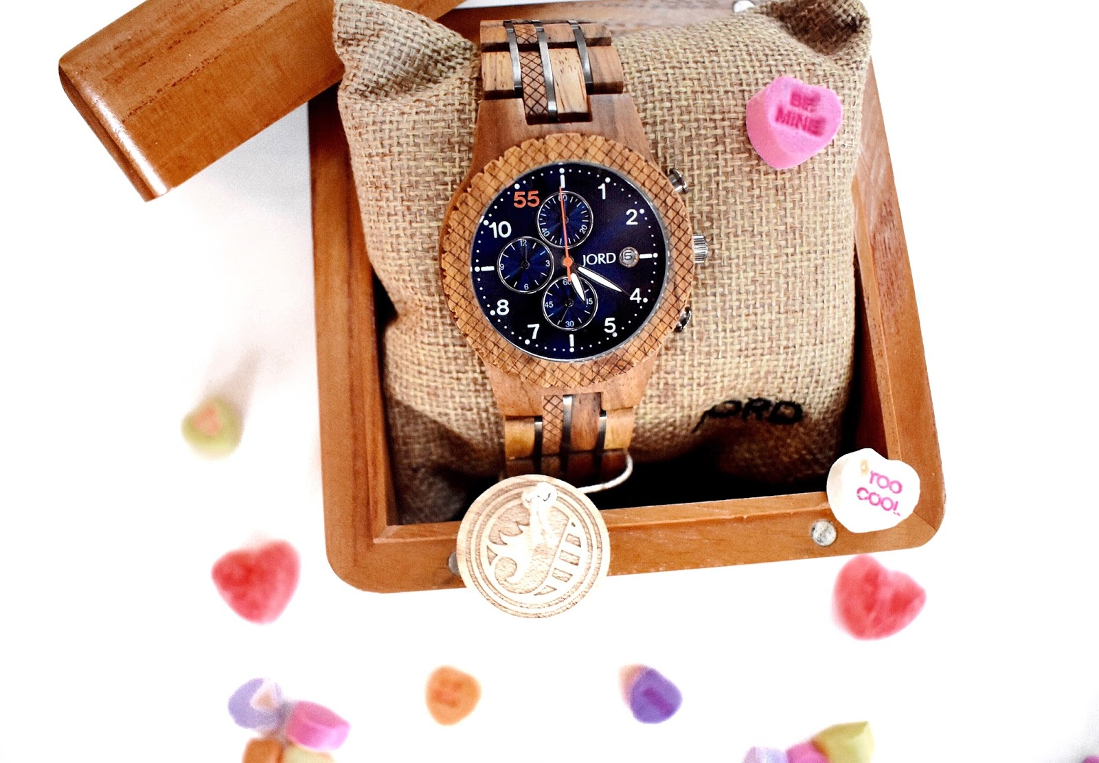 Be Mine, JORD Wood Watches? - Taylor A Mead