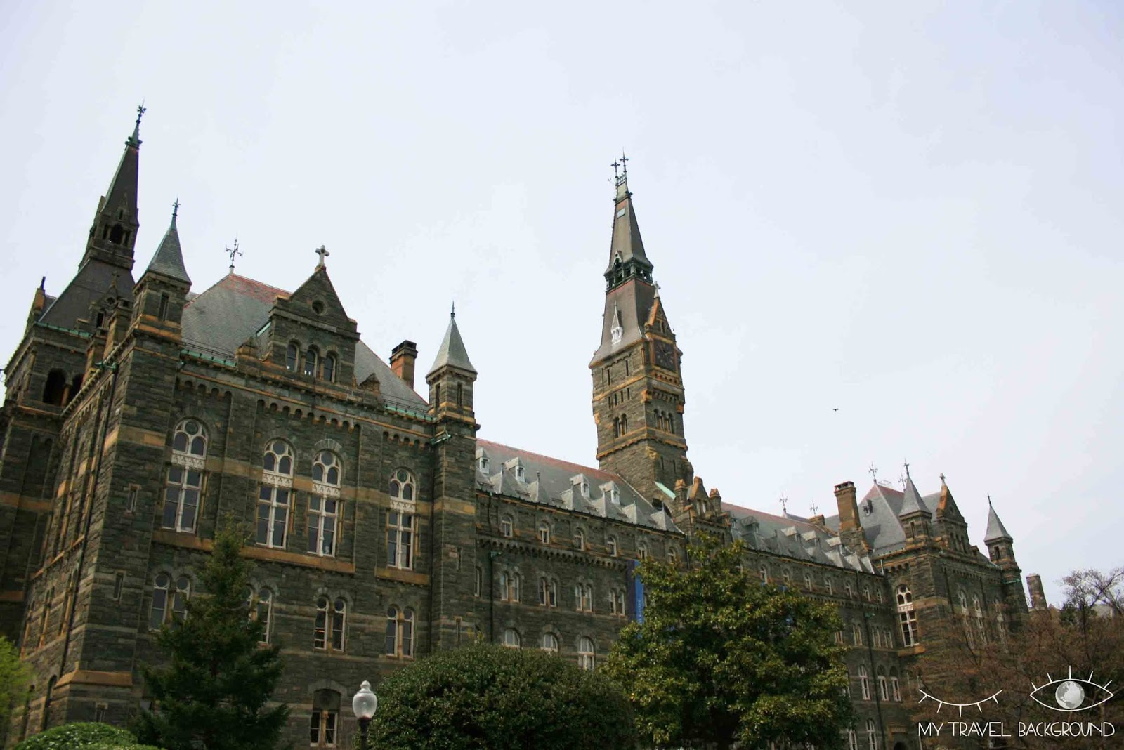 My Travel Background : Les principales universités américaines de la côte Nord-Est - Georgetown University