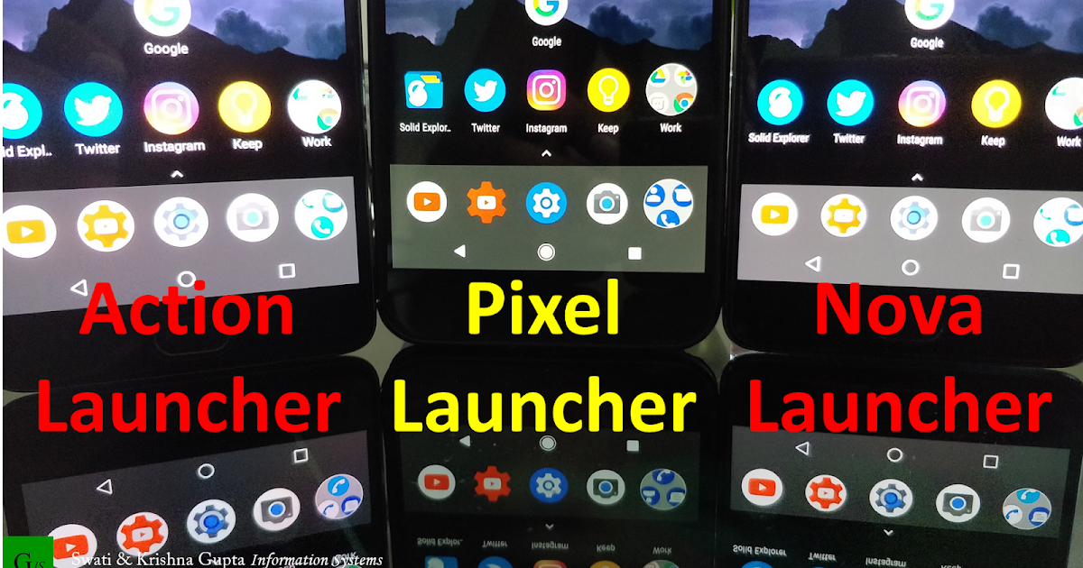 Android O Pixel Launcher on any Android