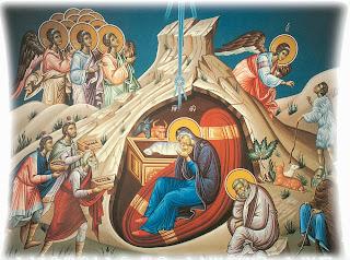 Αποτέλεσμα εικόνας για Λόγος στη Γέννηση του Σωτήρος ημών Ιησού Χριστού (Αγ. Ιωάννη Χρυσοστόμου)