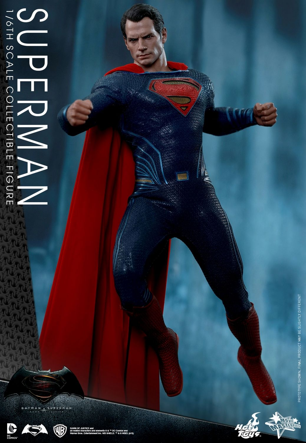 Onesixthscalepictures Hot Toys Batman V Superman Superman Latest Product News For 1 6 Scale