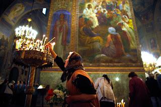 Τέταρτη ανάμεσα σε 34 χώρες της Ευρώπης έρχεται η Ελλάδα στο πεδίο της ταύτισης της θρησκείας