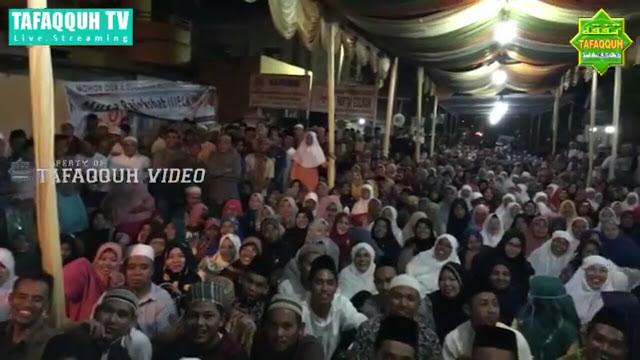 Terjadi di Sumatera Utara Tadi Malam, Ini Bukti Berkah Allah untuk Ustadz Abdul Somad