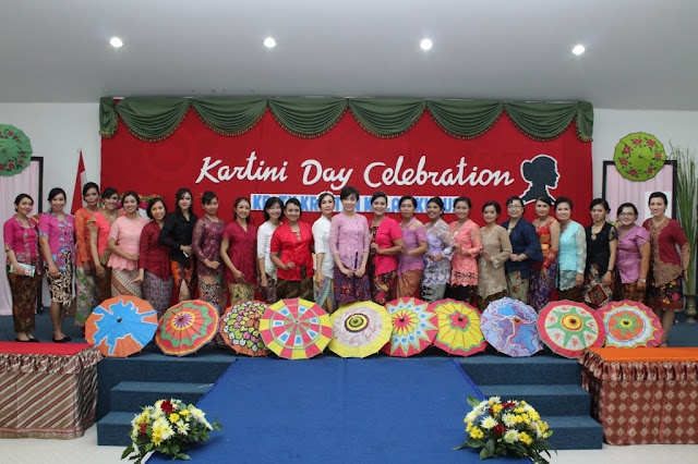 Kartini Day Celebration 2019 KB Kristen Kalam Kudus Surakarta