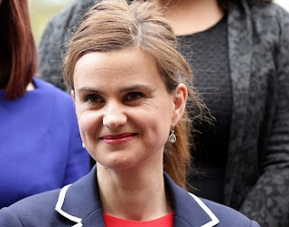 jo cox britânica assassinada