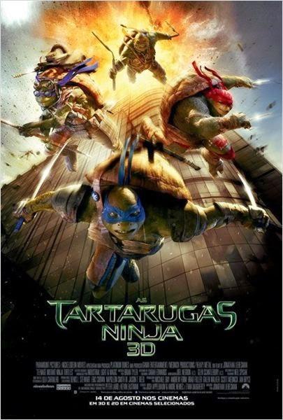 Baixar Torrent As Tartarugas Ninja TS Dublado Download Grátis