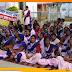 आशा कार्यकर्ताओं का 12 सूत्री मांगों को लेकर अस्पताल परिसर में अनिश्चितकालीन हड़ताल प्रारंभ