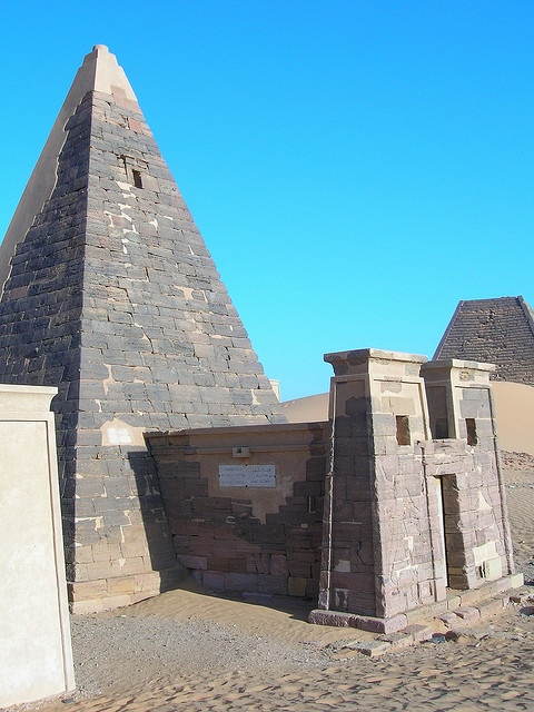 10 Most Amazing Pyramids Of The World Top10