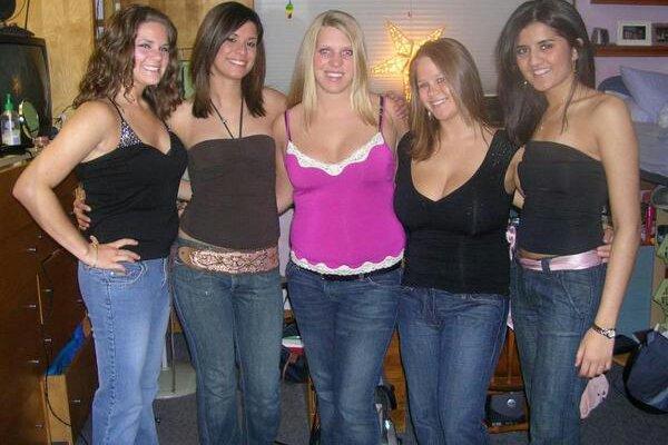 Jenns bachlorete party