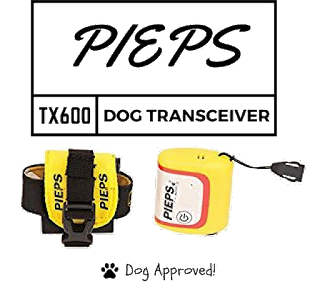 Gear Review: PIEPS TX600 Dog Transceiver