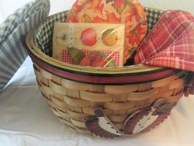 $5.00 Picnic Basket