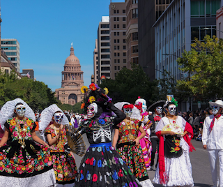 fall festivals in austin viva la vida