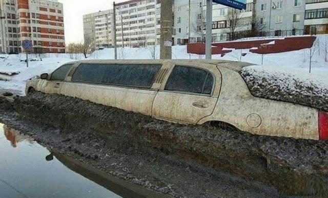 Русские авто приколы (25 фото)
