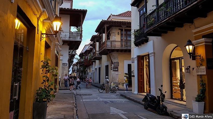 Cidade amuralhada - Diário de bordo: 4 dias em Cartagena, Colômbia