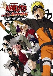 3º Filme Naruto Shippuden - Herdeiros da Vontade do Fogo - HD