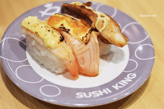 Yummylicious sushi to savour at Sushi King
