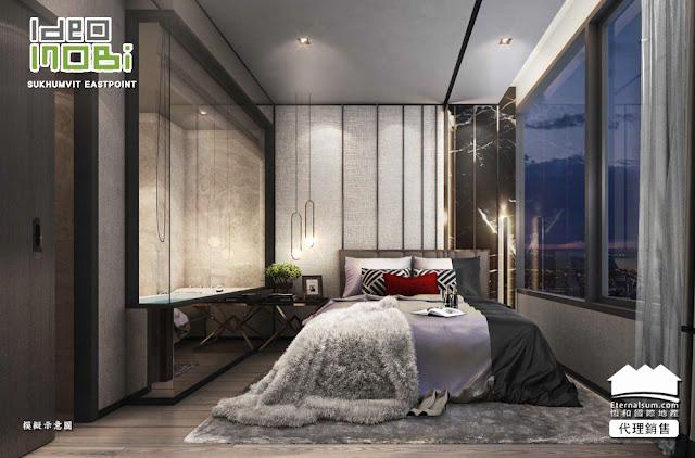 Ideo Mobi Eastpoint 東方雙子星,公寓住宅,曼谷,素坤逸,泰國房地產,海外房地產,地產說明會