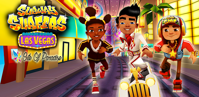 Subway Surfers Las Vegas APK (Android Game)