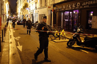 Police Probe Background, Motivation of Paris Knife Attacker