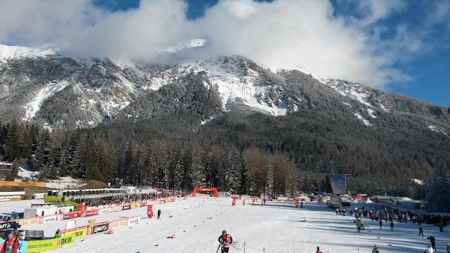 Lenzerheide Sveitsi Tour de Ski