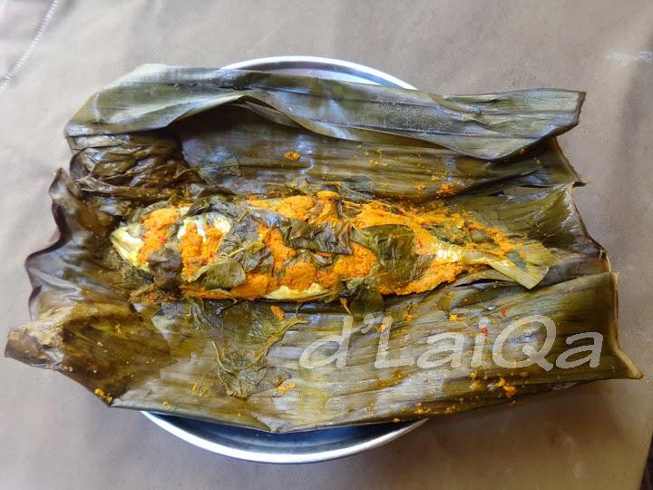 Pepes Ikan Kembung ala Rika (1)