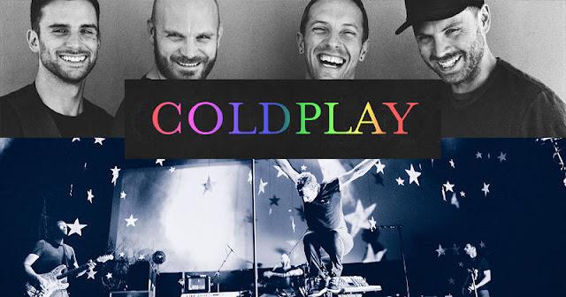Konser Coldplay Singapura 2017