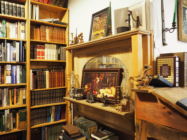 the shire book shop