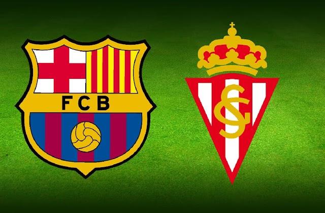 Barcelona Vs. Sporting Gijon Live Stream: Watch The Exciting La Liga Match Online