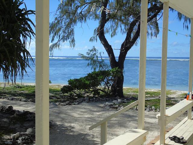 Garden Room Lady Elliot Island Eco resort Great Barrier Reef Australia