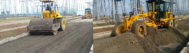Online Civil Engineering Dry Lean Concrete For Roads