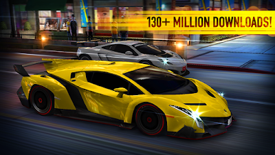Download Game CSR Racing Mod Apk + Data Terbaru