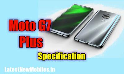 Moto G7 Plus Leaks