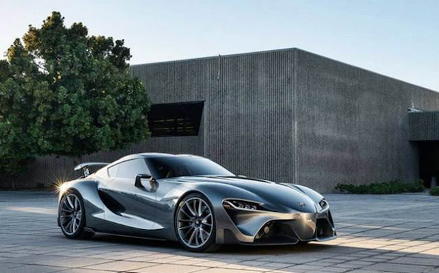 2017 Toyota FT-1 Redesign