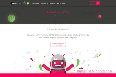 Download Genymotion Gratis