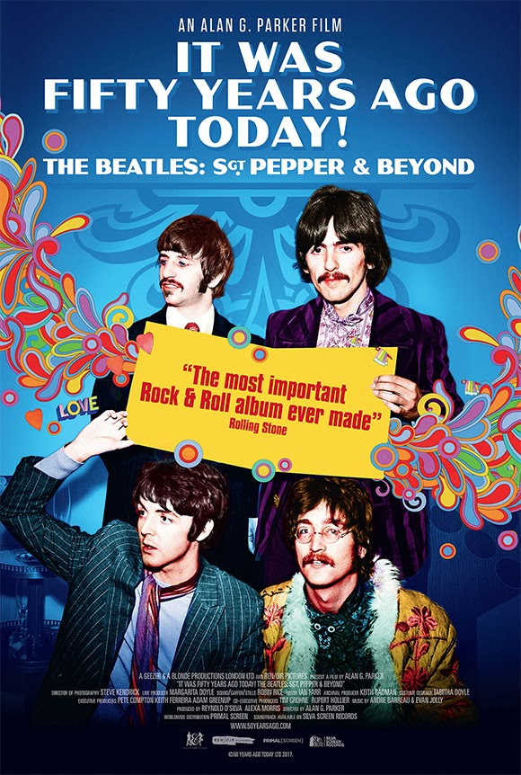 Le film documentaire d'Alan G. Parker consacré aux Beatles