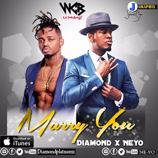 Diamond Platnumz Ft Ne Yo – Marry you (Chipmunk Version).