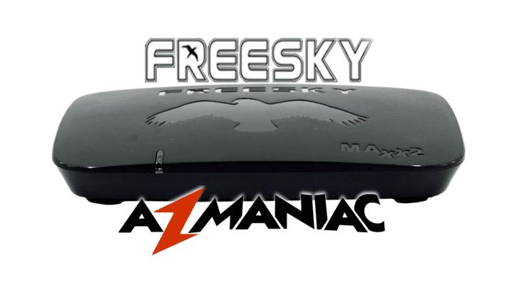 Freesky Maxx 2 HD