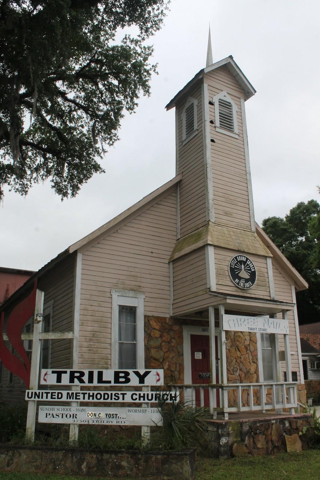 Iglesia en Trilby