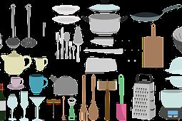Tips Rumah: Cara Mudah & Cepat Membersihkan Peralatan Dapur